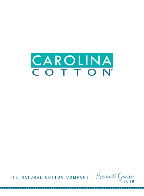 Download the Carolina Cotton Catalog