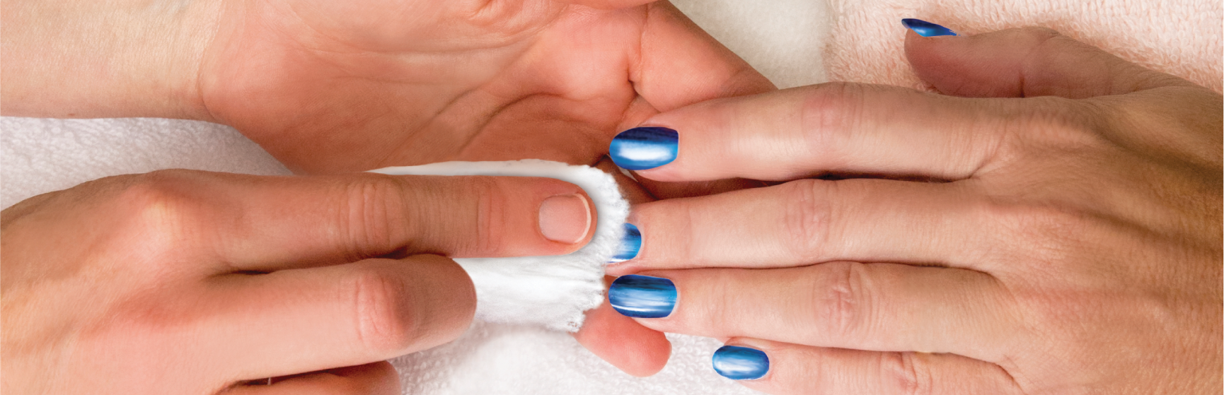 Use Cotton Coil for Nails